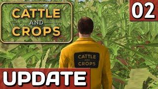 Cattle And Crops UPDATE #02 [deutsch] Trailer Analyse und besondere Weihnachtsgrüße