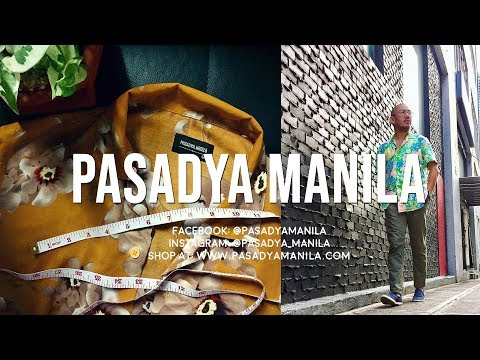 Business and Leisure | Strictly Business:  Pasadya Manila