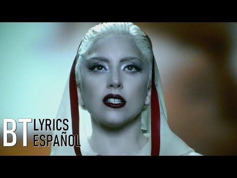 Lady Gaga - Alejandro (Lyrics + Español) Video Official