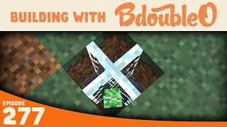 Minecraft :: I FOUND A FRIEND! :: Minecraft Building w/ BdoubleO :: ep 277