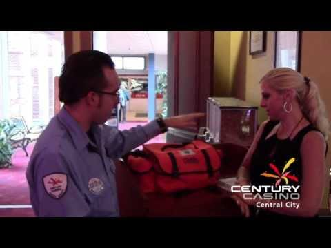 Century Casino Behind the Scenes #4 - The Security Department