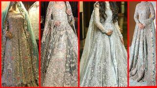 Beautiful latest fancy bridal dress designs collection stylish designer dress
