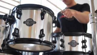 SONOR Smart Force Drum Kit_Sound Test_Recording_eumsmusic_Drumgarage_