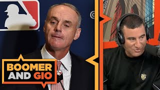 MLB has been using JUICED baseballs in the HR Derby says Justin Verlander | Boomer & Gio