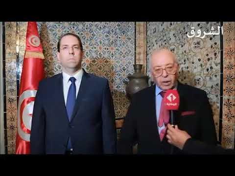 بالفيديو.. محافظ البنك المركزي الشاذلي العيّاري يقدّم إستقالته رسميا  - 22:22-2018 / 2 / 14