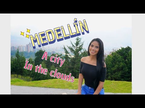 Our trip to Medellín Colombia