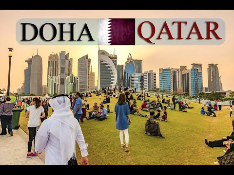 The Life in Doha - Qatar 🇶🇦 | Weekend Doha ❤