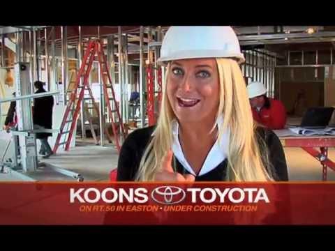 Koons Easton Toyota Scion Under Construction Commercial