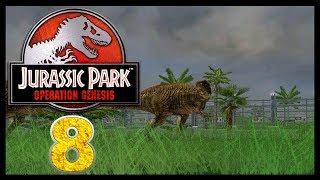 Jurassic Park: Operation Genesis - Episode 8 - Let's See Dinosaurs!