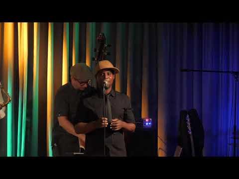 "Jazzodrom & Pete Simpson ""Work To Do"" live"