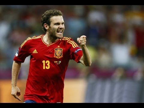 Juan Mata - Hall of fame ►HD◄12/13