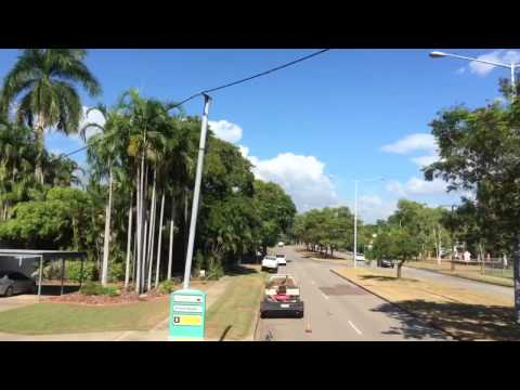 Timelapse tour of Darwin, NT