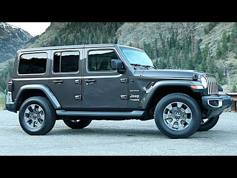 2019 Jeep WRANGLER – NEW Jeep WRANGLER 2019 JL Unlimited Sahara