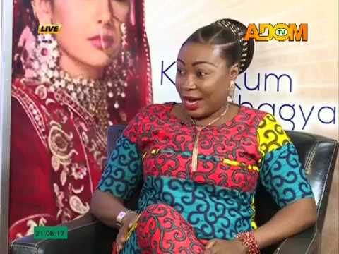 Kumkum Bhagya Chat Room - Adom TV (7-6-17)