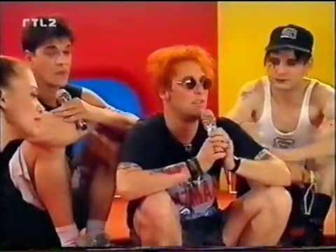 THE BATES - Super Crash Festival - Rendsburg, 1.6.96 - Backstage + POOR BOY + interview