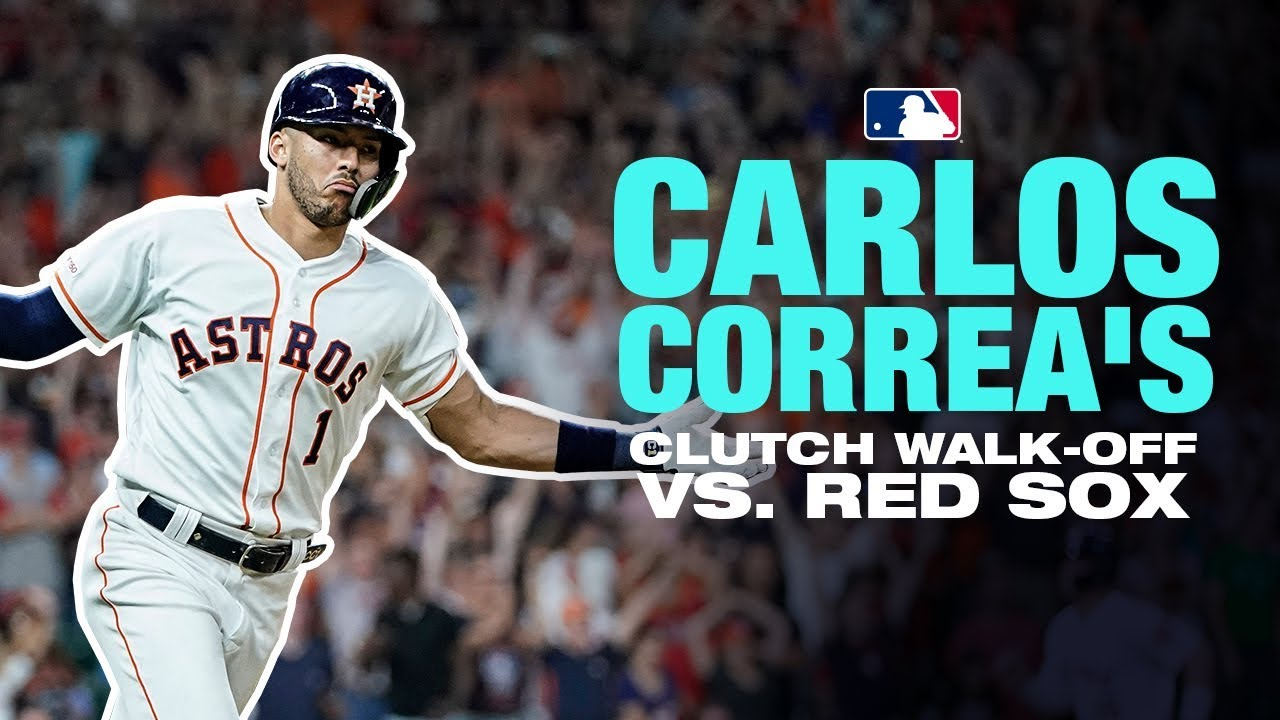 Correa's 9th inning walk-off