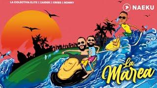 La Marea - Zaider, Criss Y Ronny (Video Lyrics)