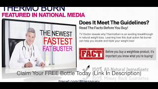 Thermo Burn Reviews | Weight Loss Diet Pills By Dr Oz