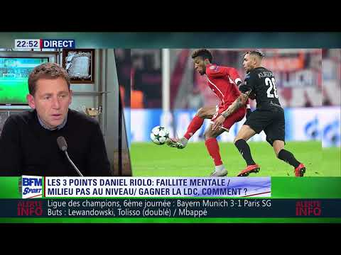 After Foot du mardi 05/12 – Partie 1/4 - Débrief de Bayern Munich/PSG (3-1)