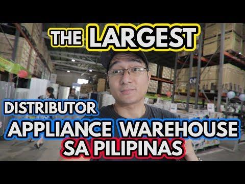 SECRET SHOP PINAKA MALAKING BODEGA NG MGA APPLIANCES SA PILIPINAS. DISTRIBUTOR WARESHOUSE SALE LAGE!