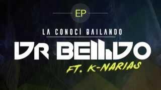 Dr. Bellido feat. K-Narias - La Conocí Bailando (Versión Bachata) - (Lyric Video)