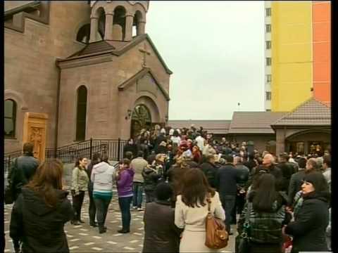 Новая Армянская церковь New Armenian Church