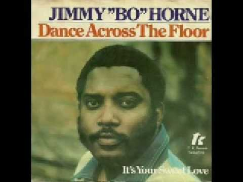 Jimmy Bo Horne - They Long To be Close to You