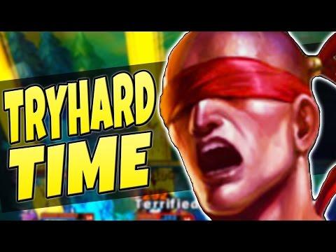 TRYHARD PANTS ON - STRONGEST JUNGLER IN SEASON 7 - League of Legends