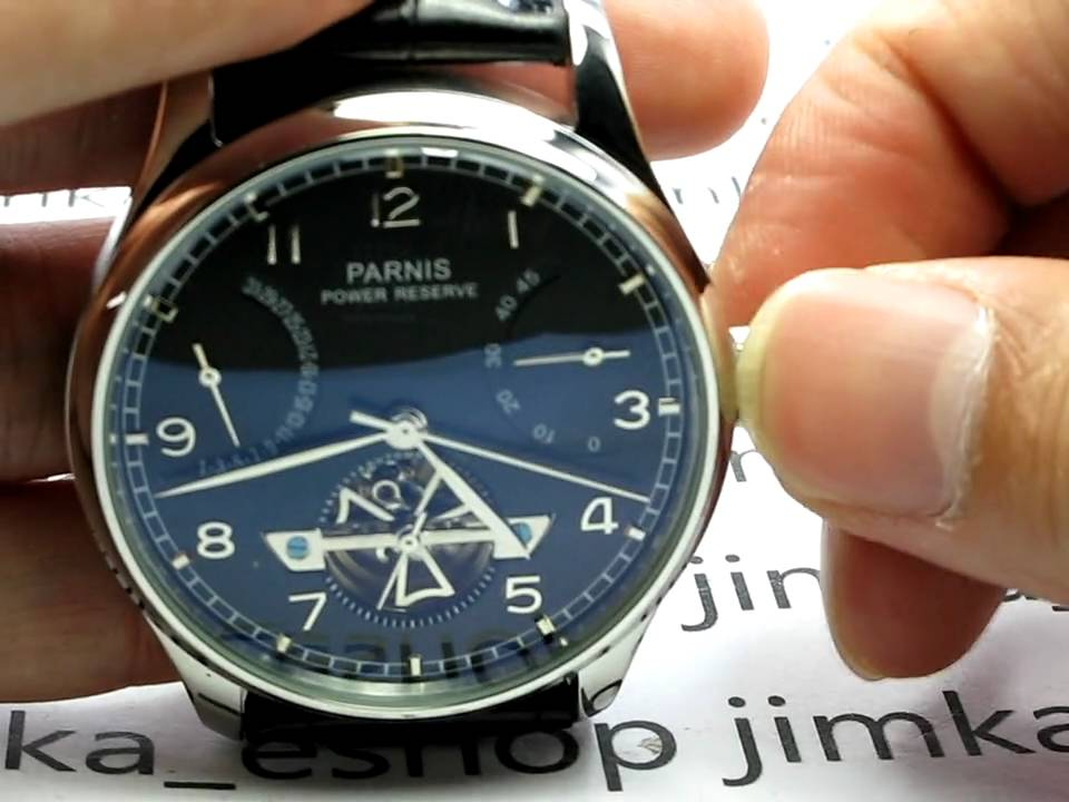Parnis Watches Au