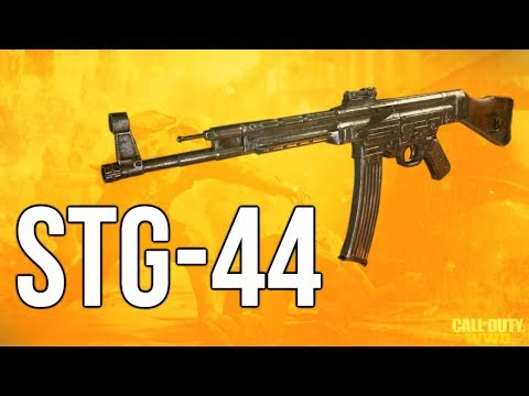WW2 In Depth: STG44 Assault Rifle Review (Call of Duty: WWII)