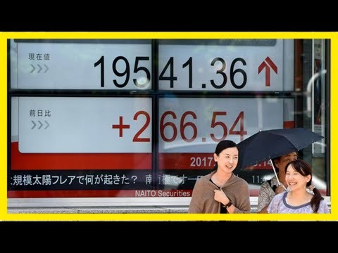 Asia: tokyo recovers as markets see tentative gains