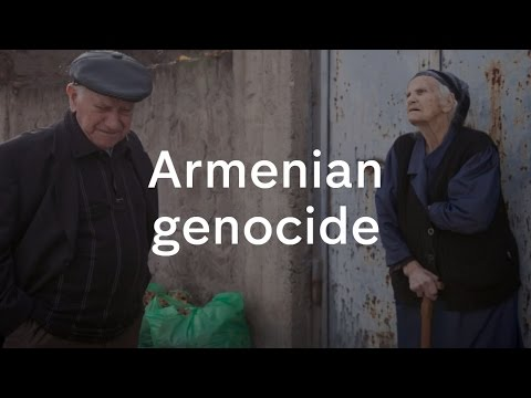 Armenian genocide: survivors recall events 100 years on