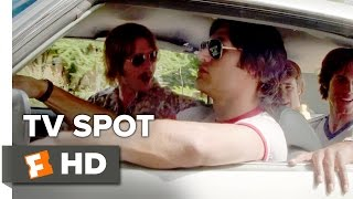 Everybody Wants Some!! TV SPOT - Cruise Back (2016) -  Zoey Deutch, Blake Jenner Movie HD