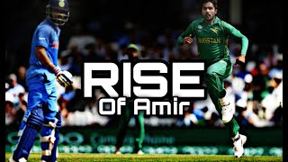 Rise of Muhammad Amir - Tribute Song