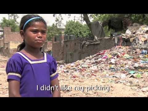 The Scott Brothers Interview Aarti, a 10-year old in India.