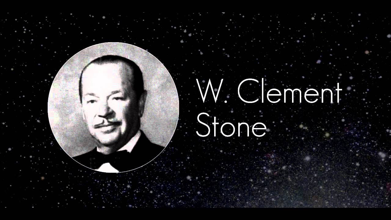 W Clement Stone Take It Mind Power Audio Quotes Inspirational