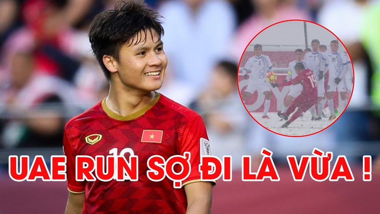 Thống kê đáng sợ của Quang Hải - Cầu thủ U23 Việt Nam đình đám nhất U23 Châu Á 2020 | NEXT SPORTS