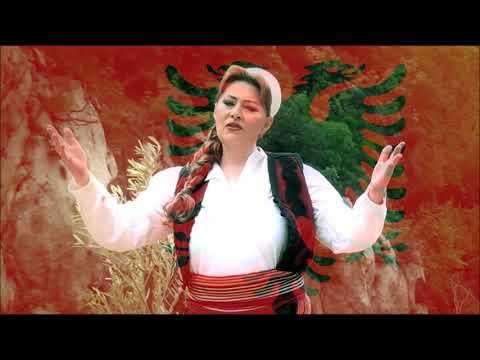 Dava Gjergji - Jam Shqiptare I Shqipnise Vjeter (Official Video HD)