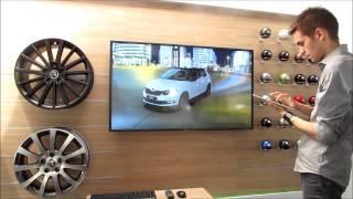 Car Configurator w Skoda Ganinex Gazda Group
