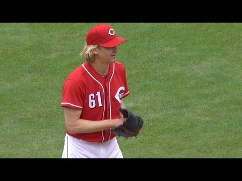 4/23/17: Arroyo and Kivlehan lead Reds to 7-5 victory