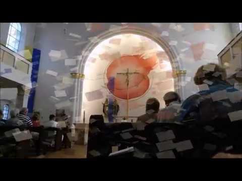 Odessa Kirch - wieder belebt Perle Odessa. Кирха.  Органная музыка