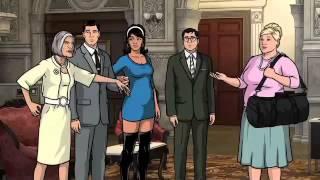Archer Season 5 Premieres on TELETOON at Night - Monday January 13