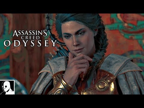 Assassins Creed Odyssey Gameplay German #102 - Das Schlangenhaar Monster (Lets Play Deutsch)