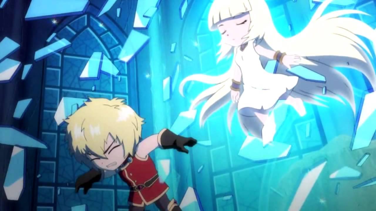 Maplestory Zero Boy Meets Girl Animated Video Hd -8949