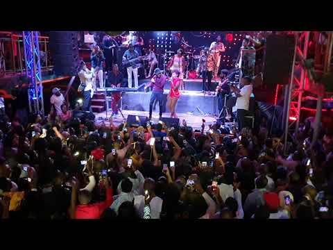 DARLINE DESCA- M PA KYÈ LIVE WITH ROODY ROODBOY