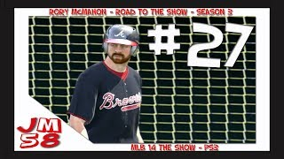 MLB 14: Road to the Show - Opening Day vs Marlins - [Ep 27]
