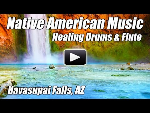 Native American Music Relaxing New Age Spiritual Indian Flute Shamanic Drums Healing Meditation Best