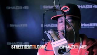 "Yo Gotti ""Real Shit"" In Studio Performance at Shade45 wit/ DJKaySlay"