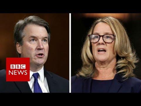 Brett Kavanaugh: Test Vote Win For US Supreme Court Pick - BBC News
