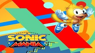 Sonic Mania Plus | Ray Gameplay + Custom Music (Zone 1 & 2)